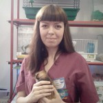 Юрова Елена Владимировнастарший ветеринарный аптекарь