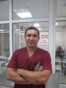 Рудой Сергей Александрович