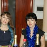Новогодний корпоратив и награждение сотрудников по итогам года